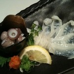 Bistro chef's table 一花 - 水蛸