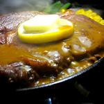 レストランバー ZIOU - 料理写真:熱々リブロース