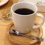 豆乳とおまめのカフェ まめ家 - 珈琲【400円】