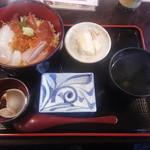 瑞松苑 - 海鮮丼