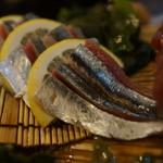 サスケ - サンマ刺身