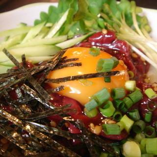 お料理は北海道産の直送を使用した新鮮なものばかり♪