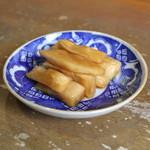 仲佐 - 蕎麦三昧 (大根の漬物 柚子の香り)