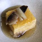仲佐 - 蕎麦三昧 (玉子焼 霜降シメジ)
