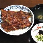 2230153 - うな丼(1890円)