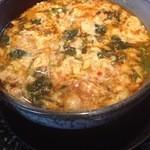22300775 - 辛いスープ