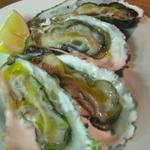 ポポラーレ - 季節限定! 殻付き牡蠣