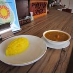 ディレナ - 料理写真:ランチのカレー&ライス☆