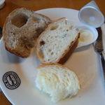 神戸屋レストラン - パンは食べ放題