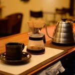 MUSA - 豆の特徴を生かしてコーヒーを入れています