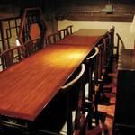 紅虎餃子房 - 2階個室