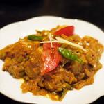 チャミヤラキッチン - カブのサブジ(日替わり料理)