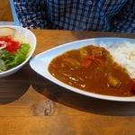 ウッディベア - 野菜カレー