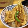 江戸っ子 - 料理写真:あなご天丼