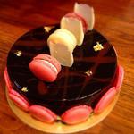 Patisserie T.sweets - ガナッシュケーキ