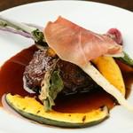 一味一笑 - 料理写真:◆お弁当も承ります!特製ハンバーグ!!