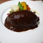 神戸牛 吉祥吉 - 神戸牛ハンバーグ