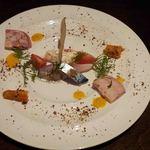 オステリア インクローチ - 前菜