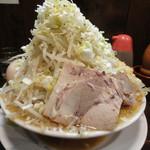 らーめん大 - 季節限定の味噌ラーメン/850円