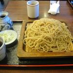 中山そば - 料理写真:おおもり
