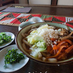 この花茶屋 - 料理写真:御師カフェ この花茶屋 吉田のうどん by {あなたのかわりに・・・」