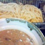 麺創 喝采 - もりそば(中)+味玉