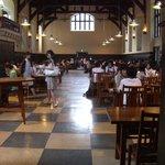 立教大学 第一食堂 -