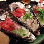 くいもの屋 わん - 焼き牡蠣!本日限定(*^_^*)