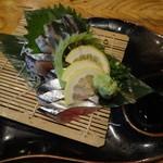 魚可祝 - 新秋刀魚刺身