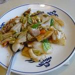 蓬莱 - 料理写真:八宝菜