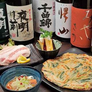 長野県の地酒を多数取り揃え!
