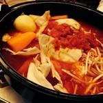 アラマンダ - トマト鍋