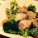 小皿キッチン ココロ - おさかなサラダ