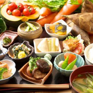 新鮮野菜×ランチ