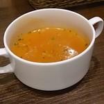 22325868 - セットのスープ