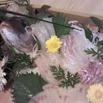 うつみ - 鯛(お刺身)