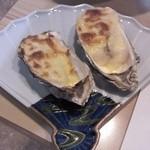 うつみ - 牡蠣のグラタン