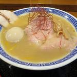 清麺屋 - 鶏魚らーめん