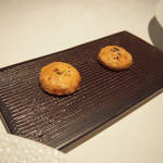 ラ・ビオグラフィ - アミューズ チーズのサブレ