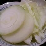 焼肉だるま - 焼肉5種盛り合わせ (焼き野菜)