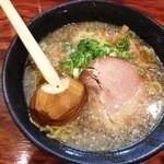 伝丸 - 醤油ラーメン