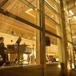 大観荘 - 夕食時にとてもいいピアノ演奏をされていた