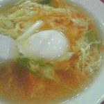 北京飯店 - 玉子スープ