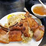 中国料理長江飯店 - 料理写真:チャップチャーハン(大盛)