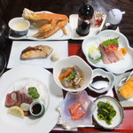 奥居旅館 - 夕食