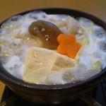 喜作 - ふぐ小鍋