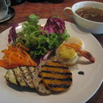 22336354 - 前菜&スープ♪