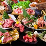 かわちどん黒川本家 - 料理写真:宴会写真