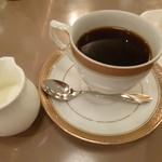 伯爵 - 2013.11 コーヒーです。