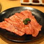 焼肉問屋 牛蔵 - 2013.11 みすじ(1,029円)2人前